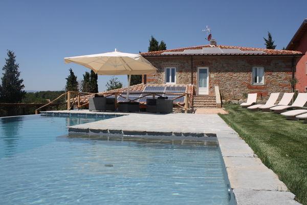 4 bedroom Villa in Terranuova Bracciolini, Tuscany, Italy : ref 2268140 - Image 1 - Terranuova Bracciolini - rentals