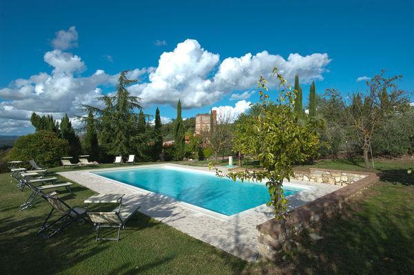 7 bedroom Apartment in Rapolano Terme, Tuscany, Italy : ref 2268142 - Image 1 - Rapolano Terme - rentals