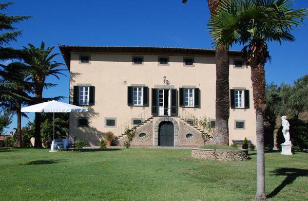 6 bedroom Villa in Capannori, Tuscany, Italy : ref 2268227 - Image 1 - Capannori - rentals