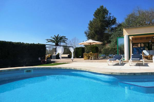 8 bedroom Farmhouse in Felanitx, Balearic Islands, Mallorca : ref 2268240 - Image 1 - Felanitx - rentals
