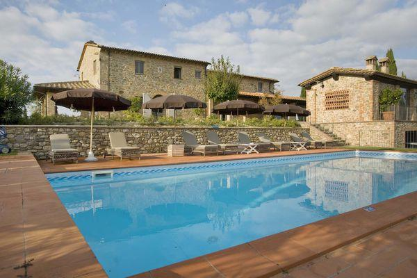 5 bedroom Villa in La Fornace, Tuscany, Italy : ref 2268249 - Image 1 - Chianni - rentals
