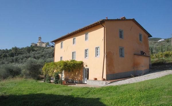 6 bedroom Villa in Petrognano, Tuscany, Italy : ref 2268285 - Image 1 - San Gennaro Collodi - rentals