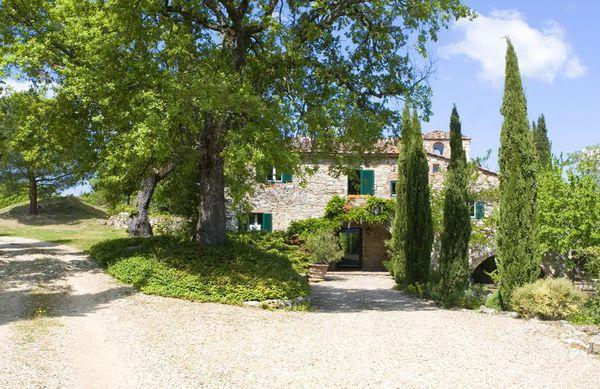 6 bedroom Villa in Lucarelli, Tuscany, Italy : ref 2268343 - Image 1 - Lucarelli - rentals