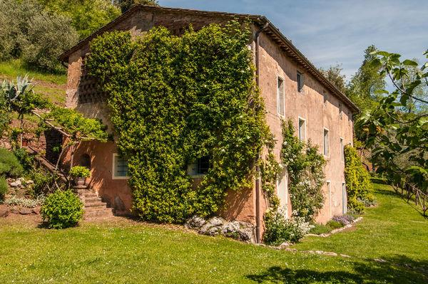 5 bedroom Villa in Monsagrati, Tuscany, Italy : ref 2268617 - Image 1 - Monsagrati - rentals