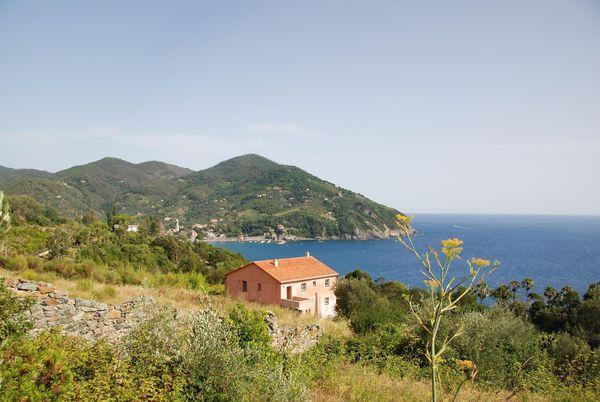 6 bedroom Villa in Valle Santa, Liguria, Italy : ref 2268621 - Image 1 - Levanto - rentals