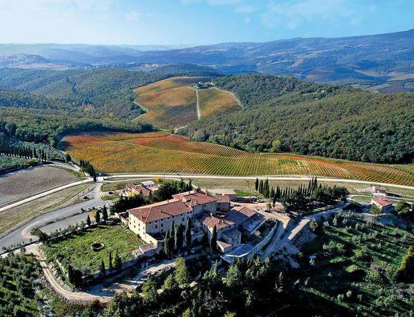 3 bedroom Villa in Selvole, Tuscany, Italy : ref 2268628 - Image 1 - Gaiole in Chianti - rentals