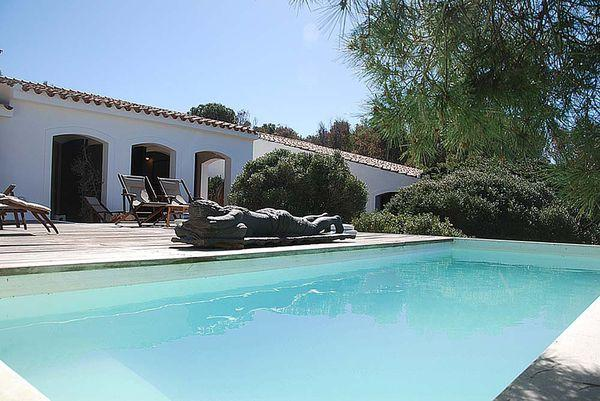 5 bedroom Villa in Porto Pino, Sardinia, Italy : ref 2268636 - Image 1 - Porto Pino - rentals