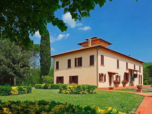 7 bedroom Villa in San Miniato, Tuscany, Italy : ref 2268928 - Image 1 - Ponte A Egola - rentals