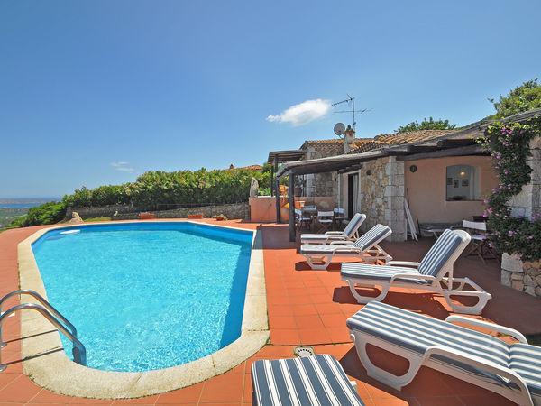 6 bedroom Villa in Arzachena, Sardinia, Italy : ref 2268947 - Image 1 - Abbiadori - rentals