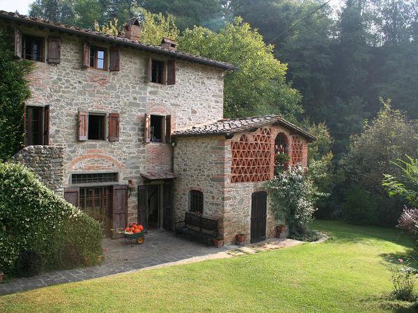 4 bedroom Villa in Ferraia, Tuscany, Italy : ref 2269052 - Image 1 - Pian di Sco - rentals