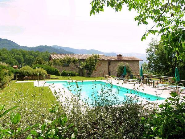 7 bedroom Villa in Ricavo, Tuscany, Italy : ref 2269215 - Image 1 - Dicomano - rentals