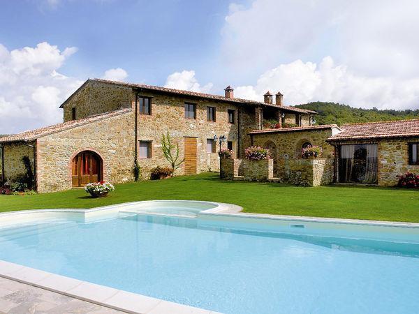 8 bedroom Villa in Armaiolo, Tuscany, Italy : ref 2269210 - Image 1 - Monastero d'Ombrone - rentals