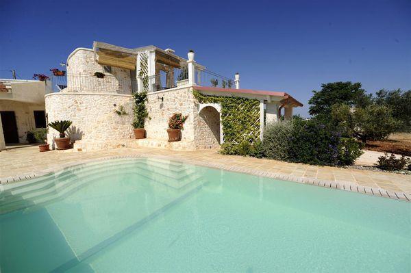 4 bedroom Villa in Ostuni, Apulia, Italy : ref 2269504 - Image 1 - Ostuni - rentals