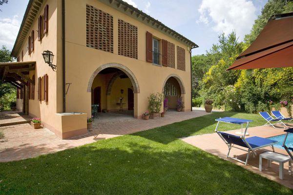 4 bedroom Villa in Colleoli, Tuscany, Italy : ref 2269530 - Image 1 - Marti - rentals