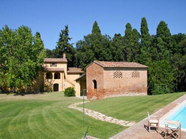4 bedroom Villa in Capannoli, Tuscany, Italy : ref 2269741 - Image 1 - Capannoli - rentals