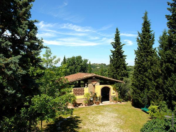 5 bedroom Villa in Gasparrino, Tuscany, Italy : ref 2269845 - Image 1 - Marti - rentals