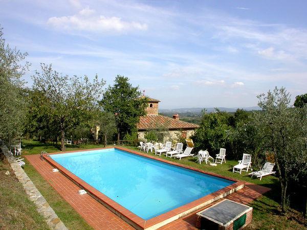 11 bedroom Villa in Montevarchi, Tuscany, Italy : ref 2269850 - Image 1 - Montevarchi - rentals