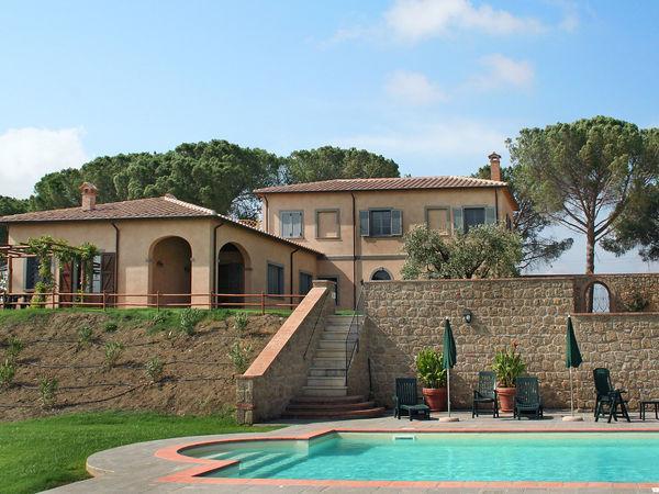 4 bedroom Villa in Pomonte, Tuscany, Italy : ref 2269860 - Image 1 - Pomonte - rentals