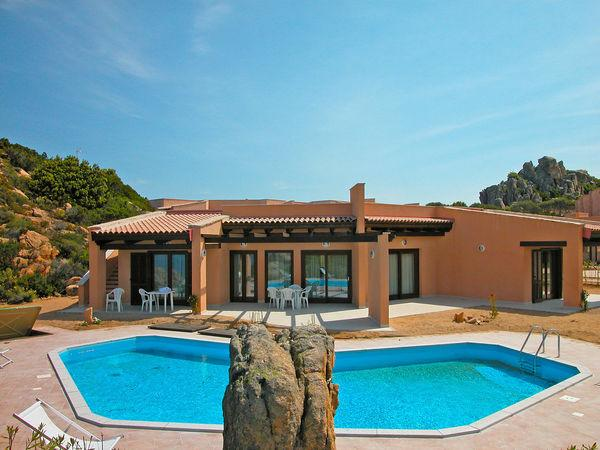 4 bedroom Villa in Li Valcaggi, Sardinia, Italy : ref 2269880 - Image 1 - Costa Paradiso - rentals
