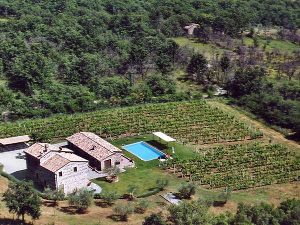5 bedroom Villa in Radicofani, Tuscany, Italy : ref 2269885 - Image 1 - Radicofani - rentals