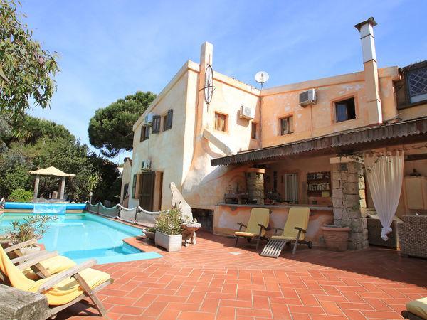 7 bedroom Villa in San Pietro A Mare, Sardinia, Italy : ref 2269905 - Image 1 - Valledoria - rentals