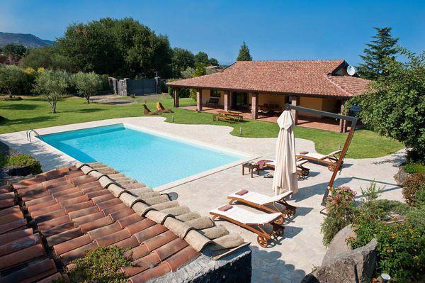 4 bedroom Villa in Viagrande, Sicily, Italy : ref 2269922 - Image 1 - Viagrande - rentals