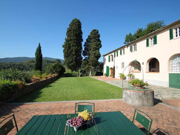 5 bedroom Apartment in Cantagrillo-Casalguidi, Tuscany, Italy : ref 2269985 - Image 1 - Casalguidi - rentals