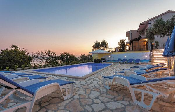 6 bedroom Villa in Omis-Jesenice, Omis, Croatia : ref 2276773 - Image 1 - Krilo Jesenice - rentals