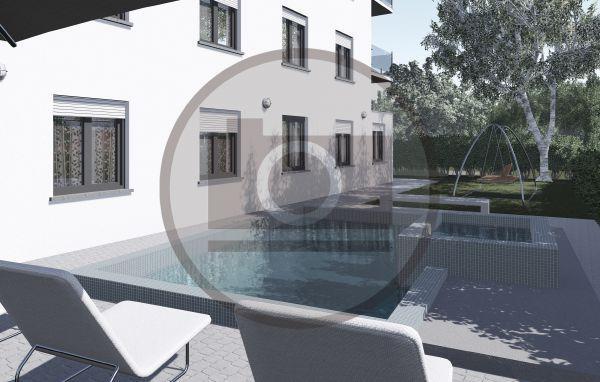 8 bedroom Villa in Trogir-Kastel Kambelovac, Trogir, Croatia : ref 2277098 - Image 1 - Kastel Luksic - rentals
