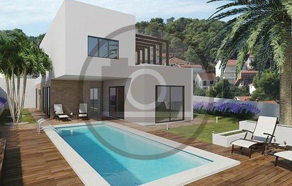 5 bedroom Villa in Trogir-Okrug Gornji, Trogir, Croatia : ref 2277258 - Image 1 - Trogir - rentals