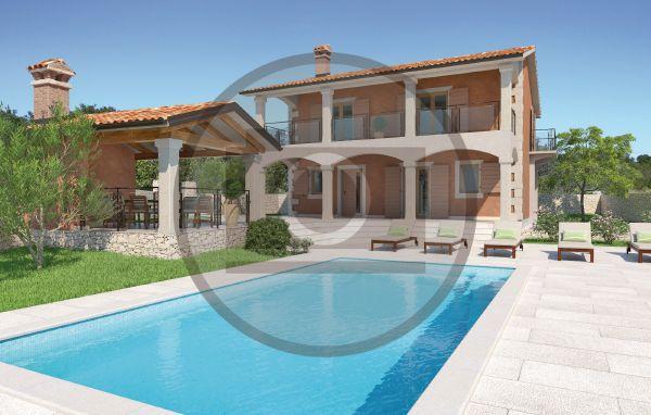 4 bedroom Villa in Labin-Skitaca, Labin, Croatia : ref 2277393 - Image 1 - Ravni - rentals
