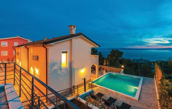 6 bedroom Villa in Crikvenica-Kostrena, Crikvenica, Croatia : ref 2277421 - Image 1 - Kostrena - rentals