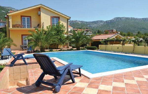 4 bedroom Villa in Peljesac-Orebic, Peljesac Peninsula, Croatia : ref 2278149 - Image 1 - Orebic - rentals