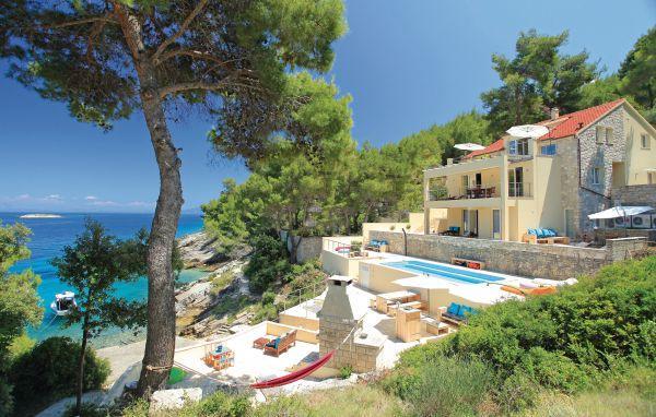 8 bedroom Villa in Korcula-Prigradica, Island Of Korcula, Croatia : ref 2278437 - Image 1 - Blato - rentals