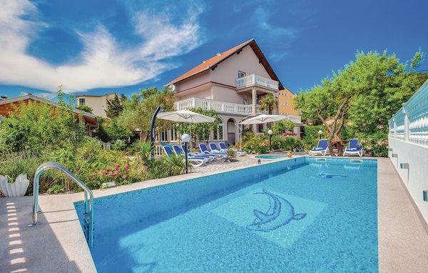 6 bedroom Villa in Crikvenica, Crikvenica, Croatia : ref 2278946 - Image 1 - Crikvenica - rentals