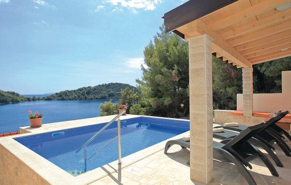 6 bedroom Villa in Korcula-Karbuni, Island Of Korcula, Croatia : ref 2279022 - Image 1 - Prizba - rentals