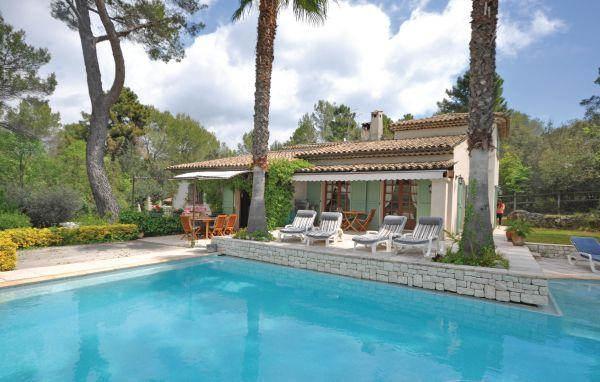 4 bedroom Villa in Roquefort les Pins, Alpes Maritimes, France : ref 2279251 - Image 1 - Roquefort les Pins - rentals