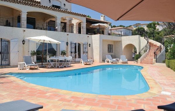 5 bedroom Villa in Les Adrets de L Esterel, Var, France : ref 2279323 - Image 1 - Les Adrets-de-l'Esterel - rentals