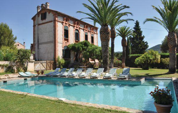 7 bedroom Villa in La Londe Les Maures, Var, France : ref 2279477 - Image 1 - La Londe Les Maures - rentals