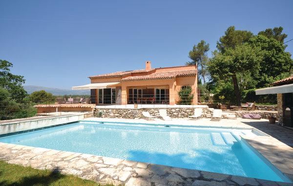 4 bedroom Villa in Roquefort les Pins, Alpes Maritimes, France : ref 2279487 - Image 1 - Roquefort les Pins - rentals