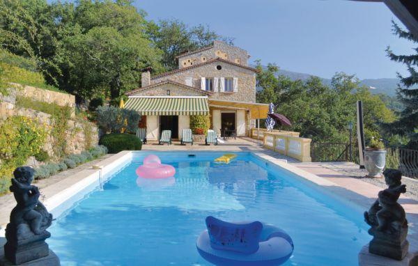 5 bedroom Villa in Cabris, Alpes Maritimes, France : ref 2279713 - Image 1 - Cabris - rentals