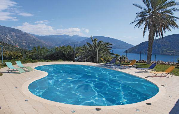10 bedroom Villa in Antikyra Delphi, Central Greece, Greece : ref 2279795 - Image 1 - Antikyra - rentals