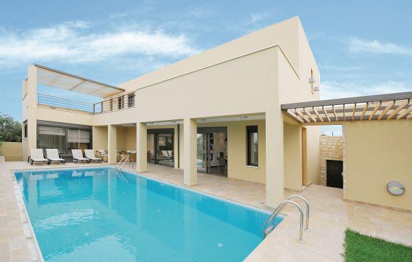 4 bedroom Villa in Rethymno Crete, Crete, Greece : ref 2279798 - Image 1 - Skaleta - rentals