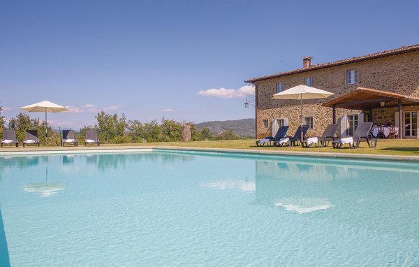 7 bedroom Villa in Badia Agnano, Chianti, Italy : ref 2280126 - Image 1 - Badia Agnano - rentals