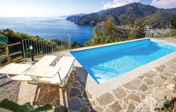 5 bedroom Villa in Levanto, Cinque Terre, Italy : ref 2280182 - Image 1 - Levanto - rentals