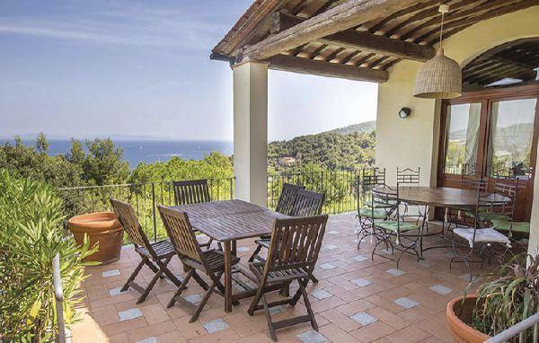6 bedroom Villa in Capoliveri, Elba Island, Italy : ref 2280369 - Image 1 - Gualdo a Capoliveri - rentals