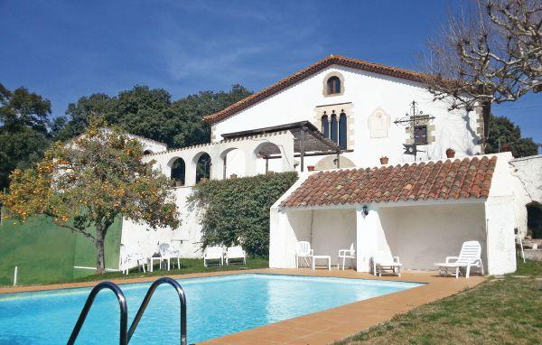 7 bedroom Villa in Arenys de Munt, Costa De Barcelona, Spain : ref 2280713 - Image 1 - Sant Vicenc De Montalt - rentals