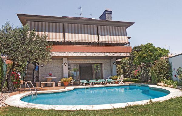 6 bedroom Villa in Pineda de Mar, Costa De Barcelona, Spain : ref 2280821 - Image 1 - Pineda de Mar - rentals