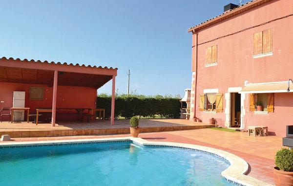 8 bedroom Villa in Riudellots, Costa Brava, Spain : ref 2280848 - Image 1 - Riudellots de la Selva - rentals