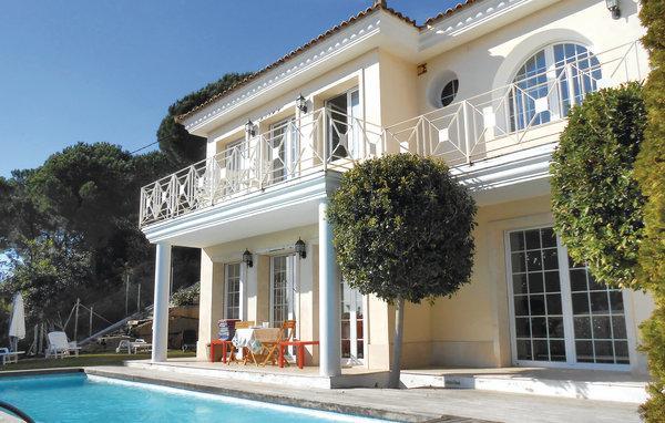 6 bedroom Villa in Cabrils, Costa De Barcelona, Spain : ref 2281044 - Image 1 - Cabrils - rentals
